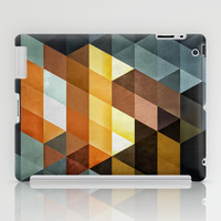 gyld^pyrymyd iPad Case by Spires