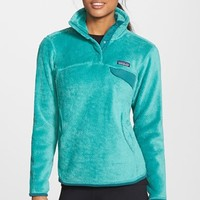 Women's Patagonia 'Re-Tool' Snap Pullover ,