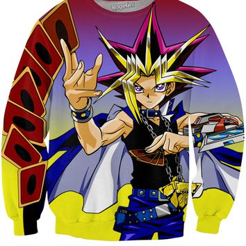 Yugioh Duel Monsters Crewneck Sweatshirt