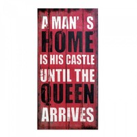 Queen Of The House Wall Art