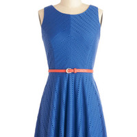 Cobalt I Ever Wanted Dress