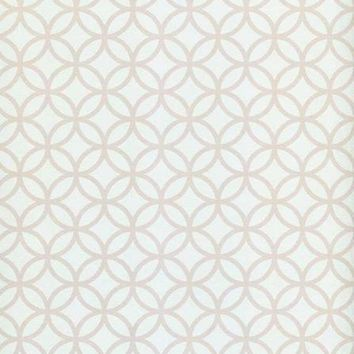 MODERN GOLD STAR IN CIRCLE PATTERN PLATINUM CLOTH BACKDROP- 4x5 - LCPC6120 - LAST CALL