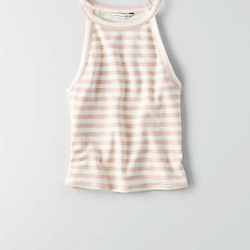 AEO Soft & Sexy Terry Tank , Pink