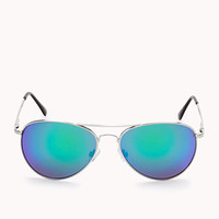 F5556 Forever Cool Aviator Sunglasses