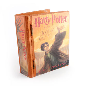 Deathly Hallows Ring Book