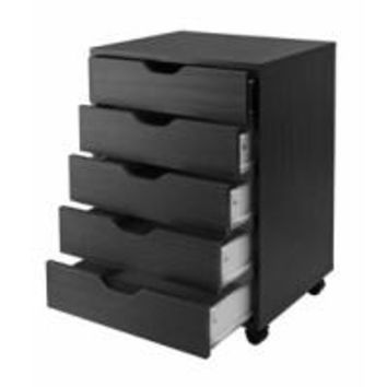 Winsome Wood 20519 Halifax Cabinet for Office