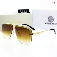 Versace New fashion polarized couple sunscreen glasses eyeglasses