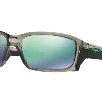 Oakley Straightlink Jade Iridium Sunglasses