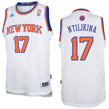 adidas New York Knicks Youth Custom Replica Home Jersey