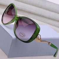 Women's Classic Retro UV protection frog mirror Sunglasses Sun Glasses Eyewear Goggles