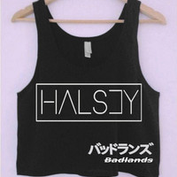 HALSEY Badlands Crop-Top | CrewWear