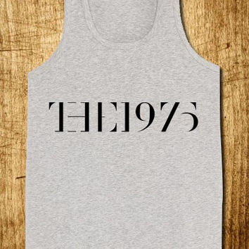 THE-1975-LOGO for Tank Top Mens and Tank Top Girls
