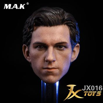 """1/6 Male Carving Model The Avengers SpiderMan Tom Holland Sculpt F PH Action Figure Doll F  12""""Collectible Doll Toys Accessories"""