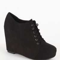 Kirra Lace Up Wedges at PacSun.com