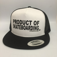 Product of Skateboarding - Classic Snapback