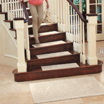 Vista Stair Treads, Nonslip Carpet Stair Treads | Solutions