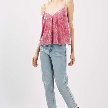 Velvet Swing Pink Cami Top