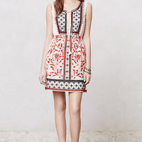 Kasi Embroidered Dress