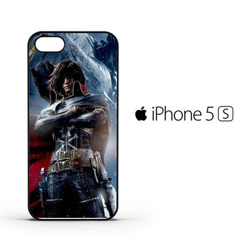 Albator Captain Harlock Z0401 iPhone 5 | 5S Case