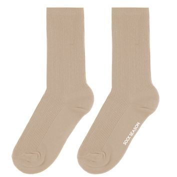 Essential Star Quality Socks | Beige