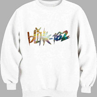 blink 182 galaxy Sweater for Mens Sweater and Womens Sweater *