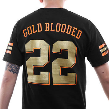 The Gold Blooded Kings :: 22 Tee