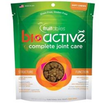 Fruitables BioActive Complete Joint Care Dog Treats