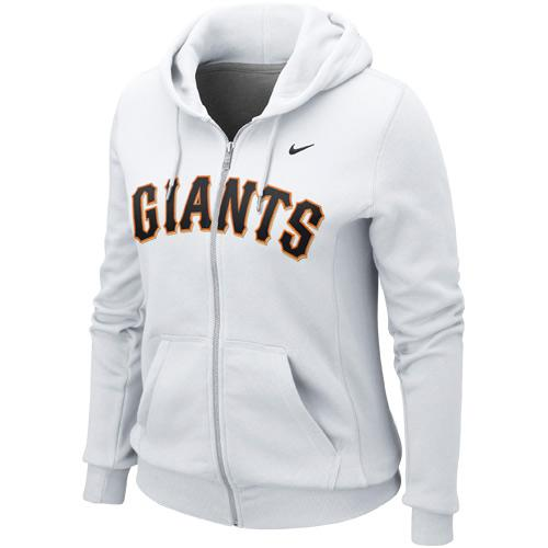 Sf giants zip up hoodie