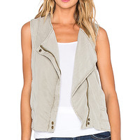 YFB CLOTHING Baxter Vest in Sand