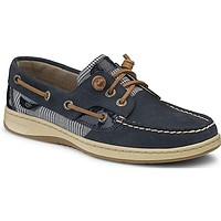 Women's Ivyfish Boat Shoe in Navy by Sperry - FINAL SALE