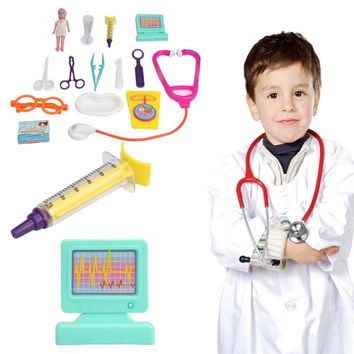 Hot simulation Doctor Medical Play Doctor Set