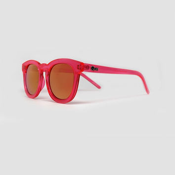 Quay: Breakfast Club Sunglasses - Red