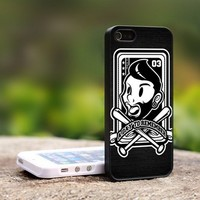 A Day To Remember ADTR Rock Scream - For iPhone 4,4S Black Case Cover