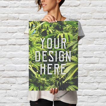 """DESIGN YOUR OWN POSTER 13""""X19"""""""