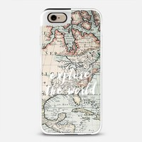 explore the world metal luxe iPhone 6 case by Sylvia Cook | Casetify
