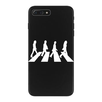 beatles white logo rock band legend iPhone 7 Plus Case