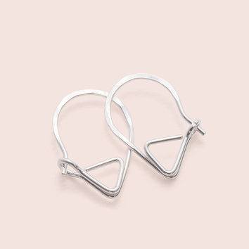 Sleeper Earrings (silver)