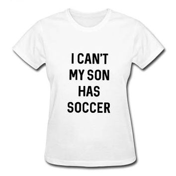 Soccer Mom Shirt. Soccer Mom T-shirt. Soccer Game Shirt. Proud Soccer Mom Shirt. Sports Mom Shirt. Mother's Day Gifts. Gift for Soccer Mom