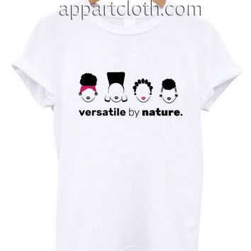 Versatile by Nature Funny Shirts, Funny America Shirts