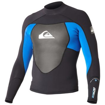 Quiksilver - Synchro 1.6mm LS Mesh Jacket