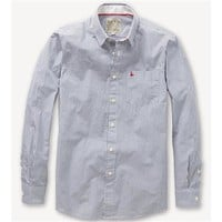 The Salcombe Classic Fit Nevis Shirt | Jack Wills