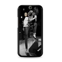 Sleeping With Sirens song Htc M8 Case
