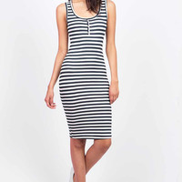 Cruise Muse Midi Dress