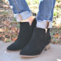 Get It Done Booties - Black