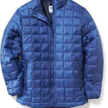 Old Navy Boys Lightweight Quilted Jacket