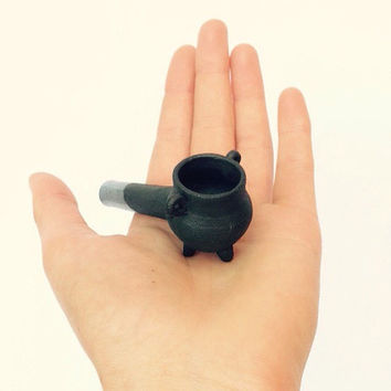 Cauldron Pipe ***Made to Order***