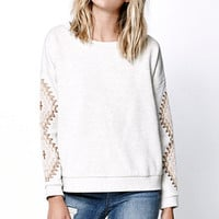 Obey Lori Crewneck Sweatshirt at PacSun.com