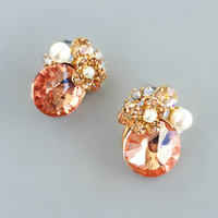 Parisian Weddings Earrings