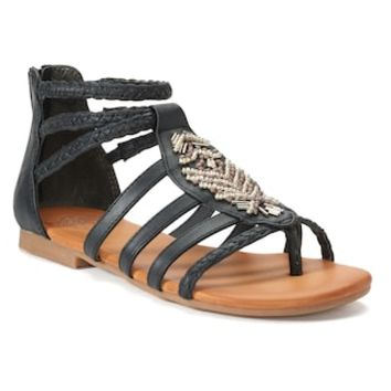 SO® Guppy Women's Gladiator Sandals | null