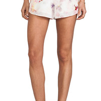 Hunter Bell Zoe Short in Pink